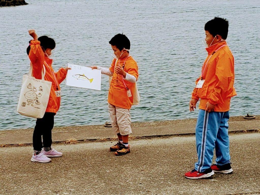 2020年度島っ子ガイドフェスティバル桃コース沖ノ島