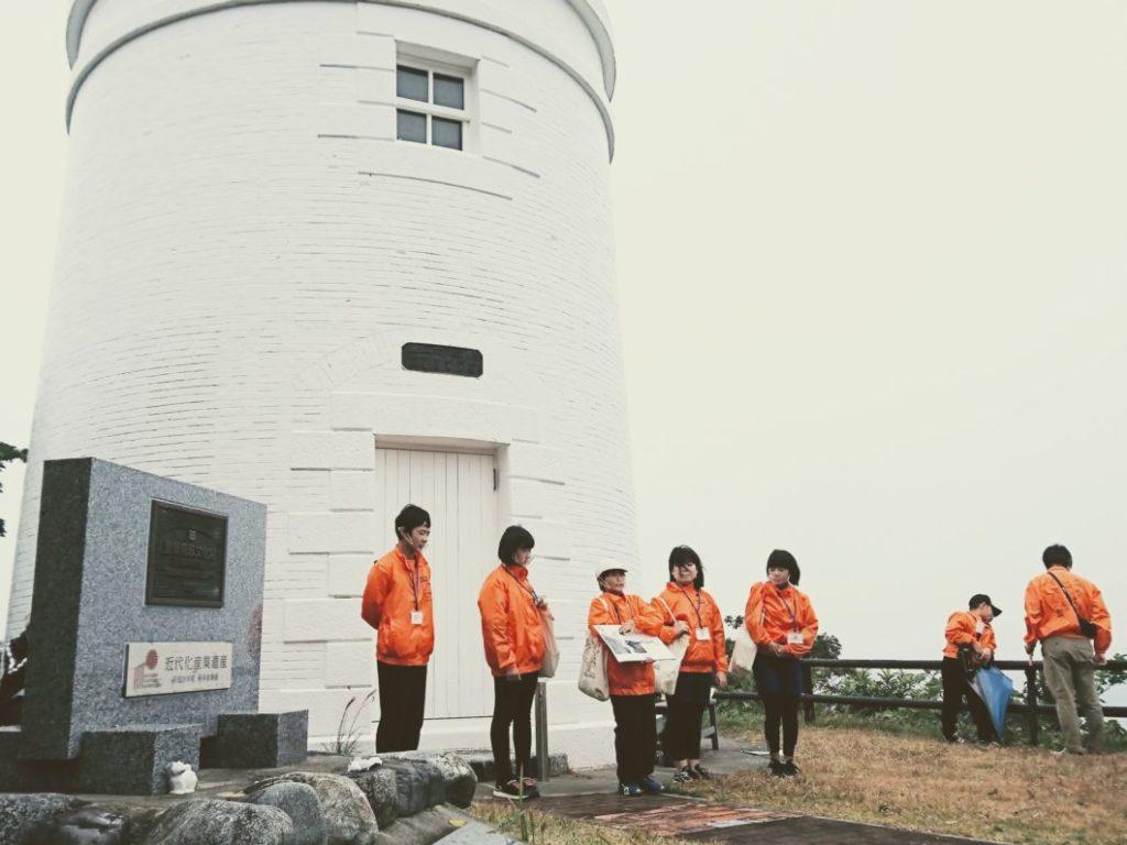 2020年度島っ子ガイドフェスティバル黄コース菅島灯台の紹介